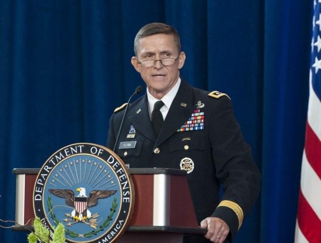 Lt. General Michael Flynn.