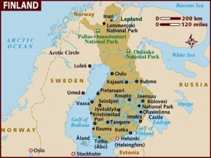 map_of_finland