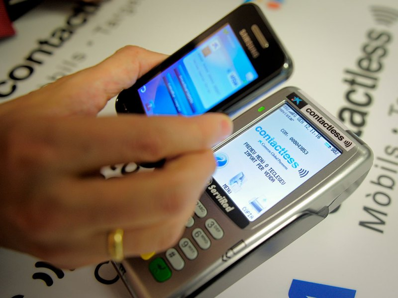 Contactless-Payment-Method