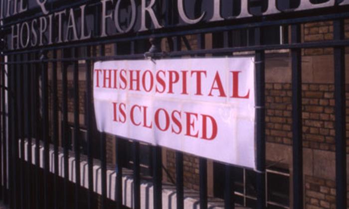 hospital-closed