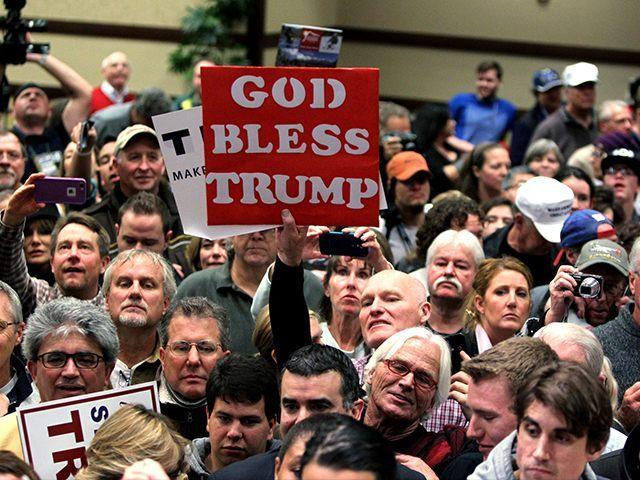 Trump-Supporters-Sign-God-Bless-Trump-Reno-Nevada-Rally-AP