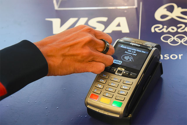 Visa-payment-ring