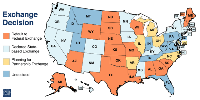 obamacare-state-exchanges