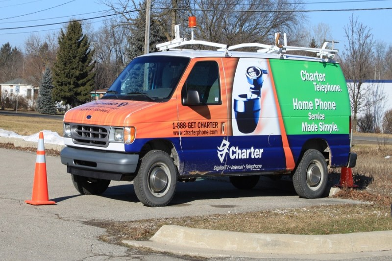 charter-communications-van
