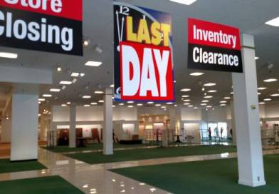 What is killing the Department Stores?