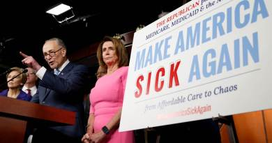 The Big Obamacare Lie and Trump's Cynical Single-Payer Strategy