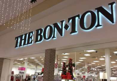 This is the way the Department Stores Die, JC Penney and the Bon-Ton Stores
