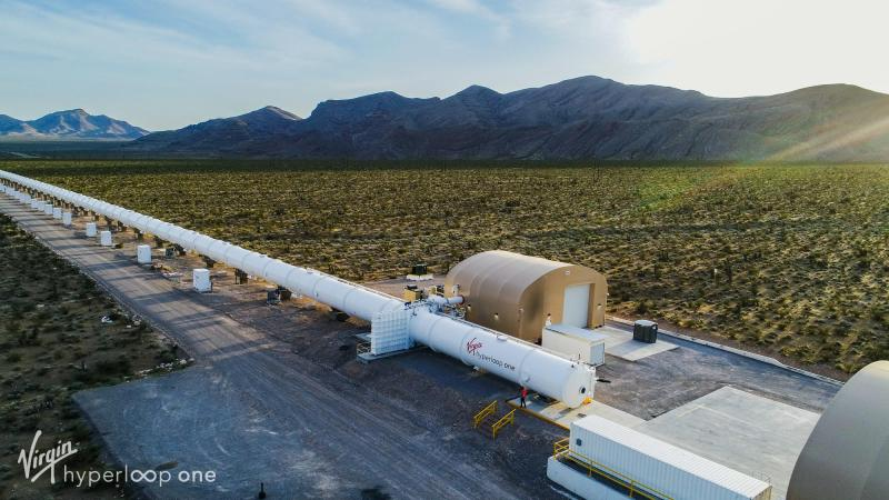 Indian State Approves Mumbai to Pune Hyperloop Route