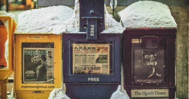 The Myth of an Impartial Press