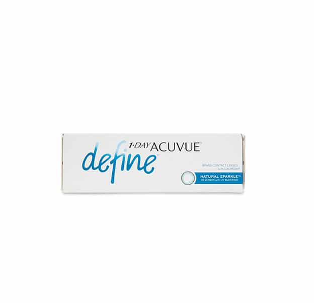 1 Day Acuvue Define Natural Sparkle 30 Pack  MARKET MALL EYE CLINIC