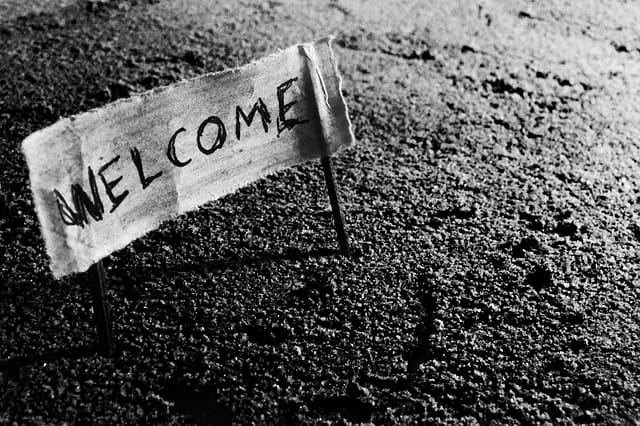 welcome-landing-page