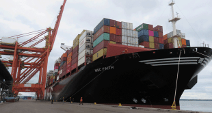 Puerto Aguadulce services largest vessel to dock in Colombia