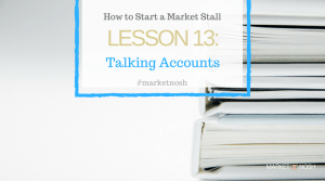Lesson 13: Talking Accounts