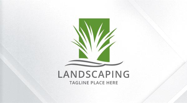 landscaping - logo logos & graphics