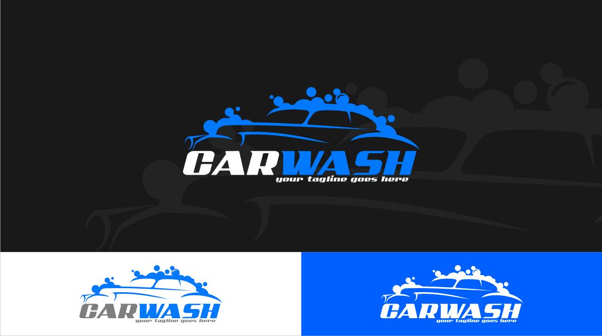 Car Wash Logo Template Logos Amp Graphics
