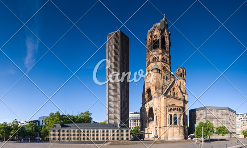 Modern Bell Tower In Berlyn Photos By Canva