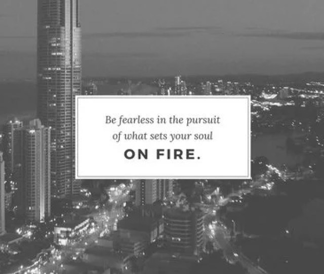 Black And White City Skyline Quote Cool Desktop Wallpaper