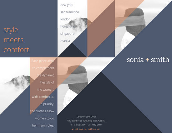 Customize 930 Brochure Templates Online Canva