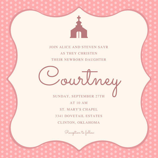 Computer Wallpaper Bible Verses For Girls Pink Background Christening Invitation Templates By Canva