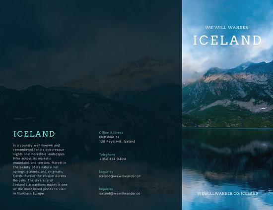 Customize 93 Travel Brochure Templates Online Canva