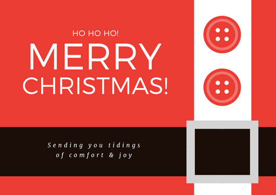 Customize 307 Christmas Card Templates Online Canva