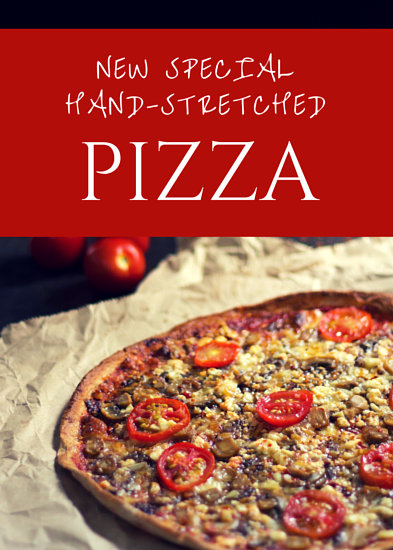 Pizza Restaurant Poster  Templates by Canva