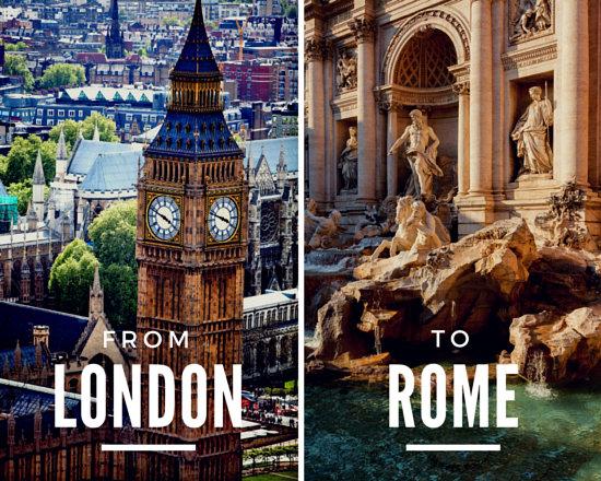 Resultado de imagen para rome london