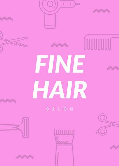 Customize 66 Hair Salon Flyer Templates Online Canva