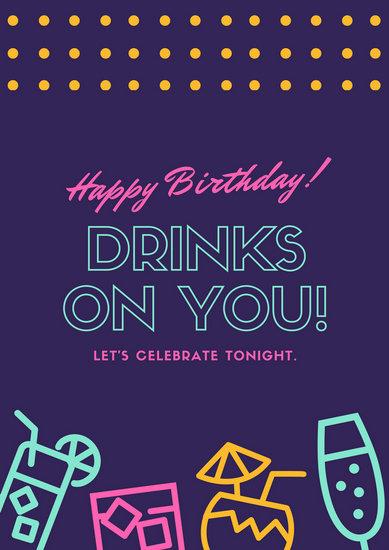 Print Birthday Invitations