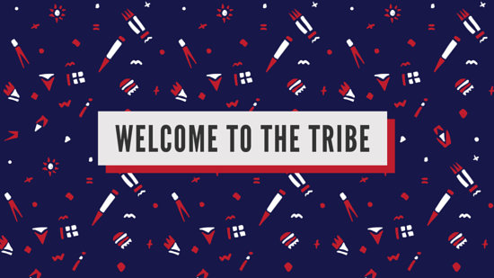 Tribe Welcome Desktop Wallpaper  Templates by Canva