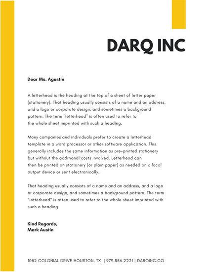 sample company letterheads ferdin