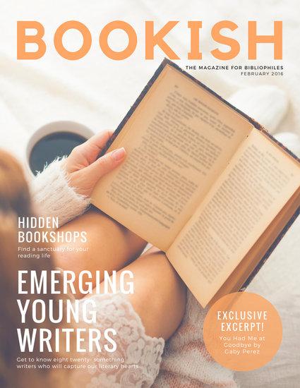 Literary Magazine  Templates by Canva