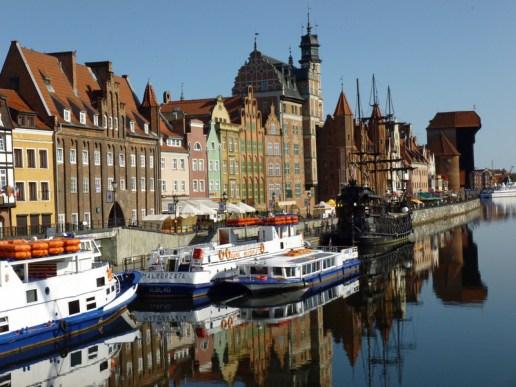 Gdańsk, Gdansk, Poland