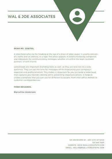 customize 97 business letterhead