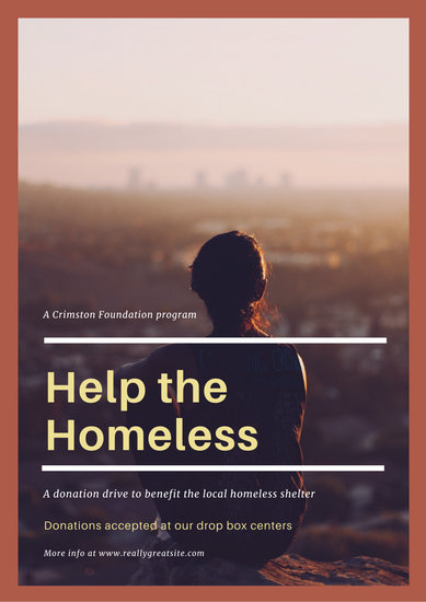 Best Car Logos Wallpaper Customize 24 Homelessness Poster Templates Online Canva