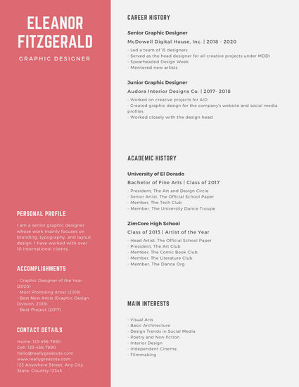 Customize 1077 Resume templates online  Canva