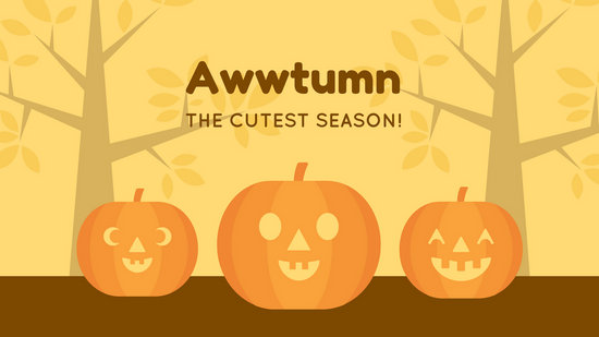 Simple Wallpapers Colors Fall Customize 38 Autumn Desktop Wallpaper Templates Online