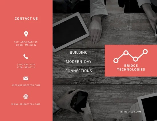 Customize 204 Company Brochure Templates Online Canva