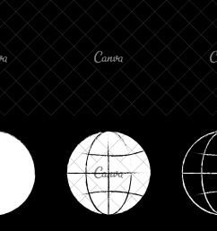 earth globe diagram icon image [ 2400 x 1600 Pixel ]
