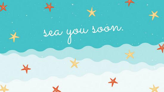 Customize 50 Beach Desktop Wallpaper Templates Online Canva