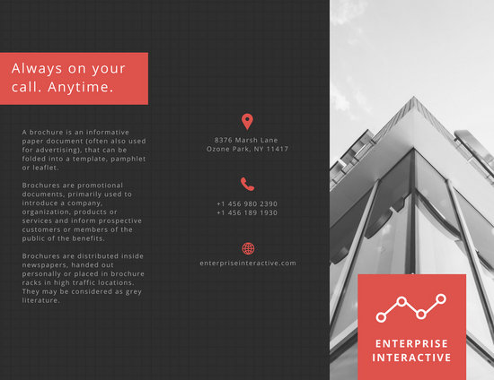 Customize 913 Brochure Templates Online Canva