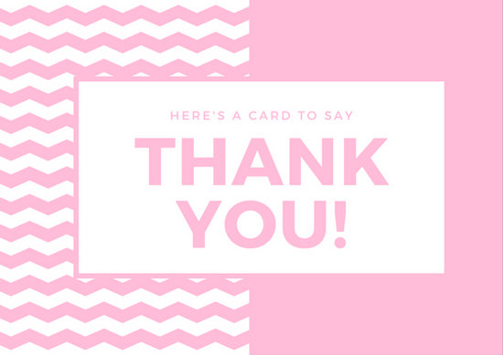 Customize 389 Thank You Postcard Templates Online Canva