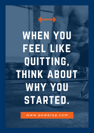 Poverty Wallpapers With Quotes Customize 154 Gym Poster Templates Online Canva