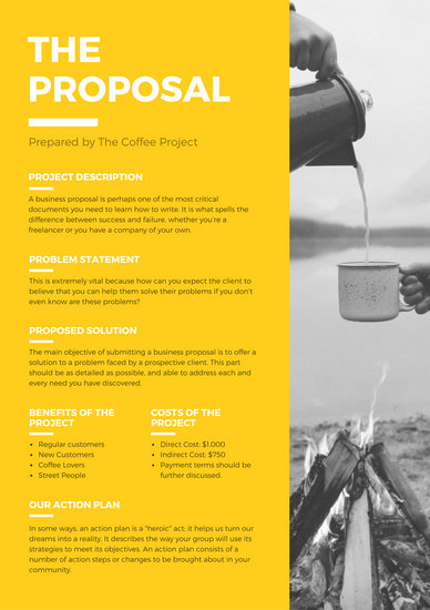 Customize 202 Proposal Templates Online Canva