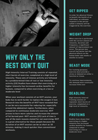 Teal Gray Gym Fitness Newsletter  Templates by Canva