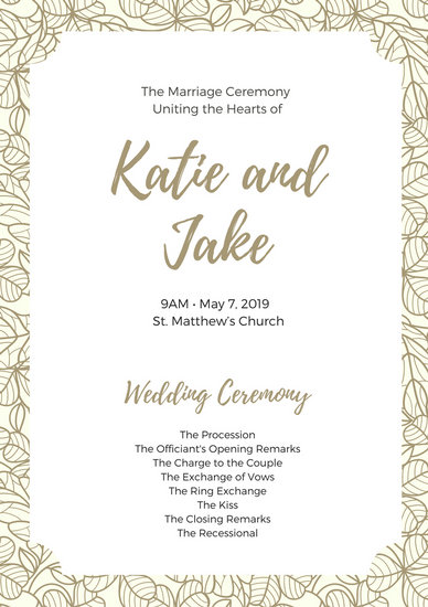 Marriage Invitation Design Online