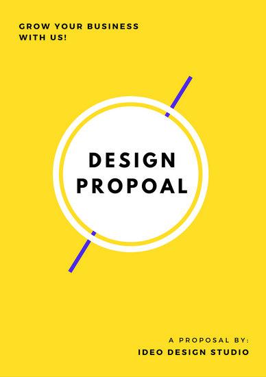 Customize 202+ Proposal templates online - Canva
