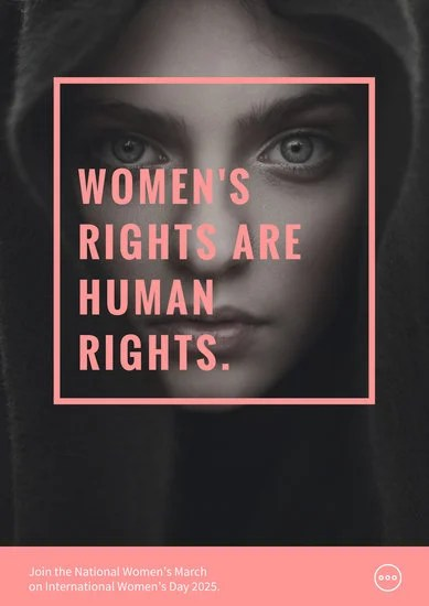Customize 271 Human Rights Poster templates online  Canva