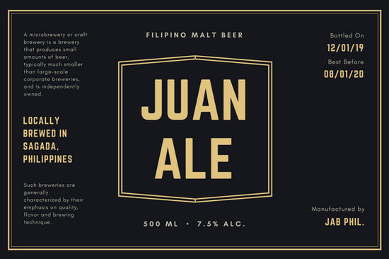Customize 82 Beer Label templates online  Canva