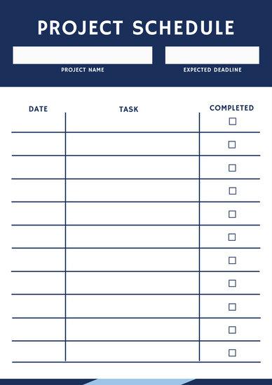 simple weekly planner